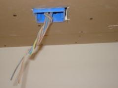 Bedrading Plafond